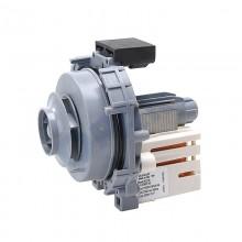 Motore Di Lavaggio Sincrona+Guarnizione  C00303737