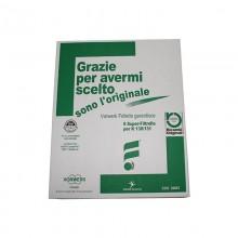Confezione 6 Sacchetti Folletto VK130/131  VF04843