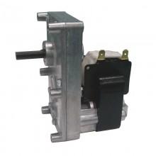 Motoriduttore T3 3Rpm Pacco32mm Albero 8,5Mm Spianato - Rotazione Oraria.   14702005