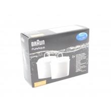 Confezione 2 Filtri Depurazione Acqua Originale Brita BRAUN AX13210006 - 1