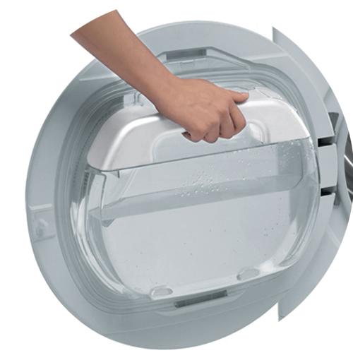 Maniglia comododa e pratica del tuo contenitore condensa
