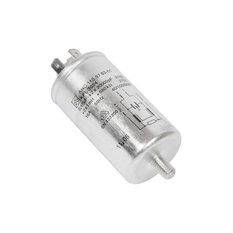 Condensatore Antidisturbo Lavatrici AEG - 1105783011