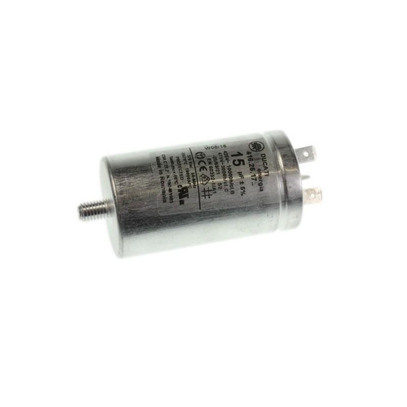 Condensatore Compressore Asciugatrice BAUKNECHT, WHIRLPOOL - 481010344796