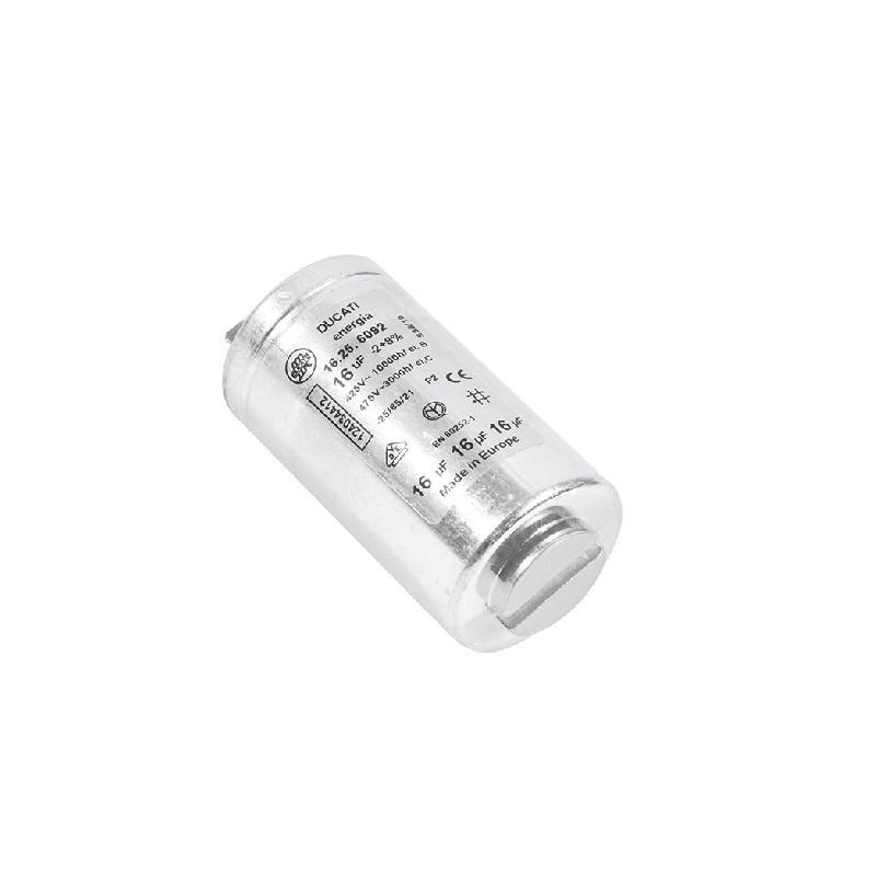 Condensatore 16Uf Asciugatrice AEG, REX ELECTROLUX - 1240344125