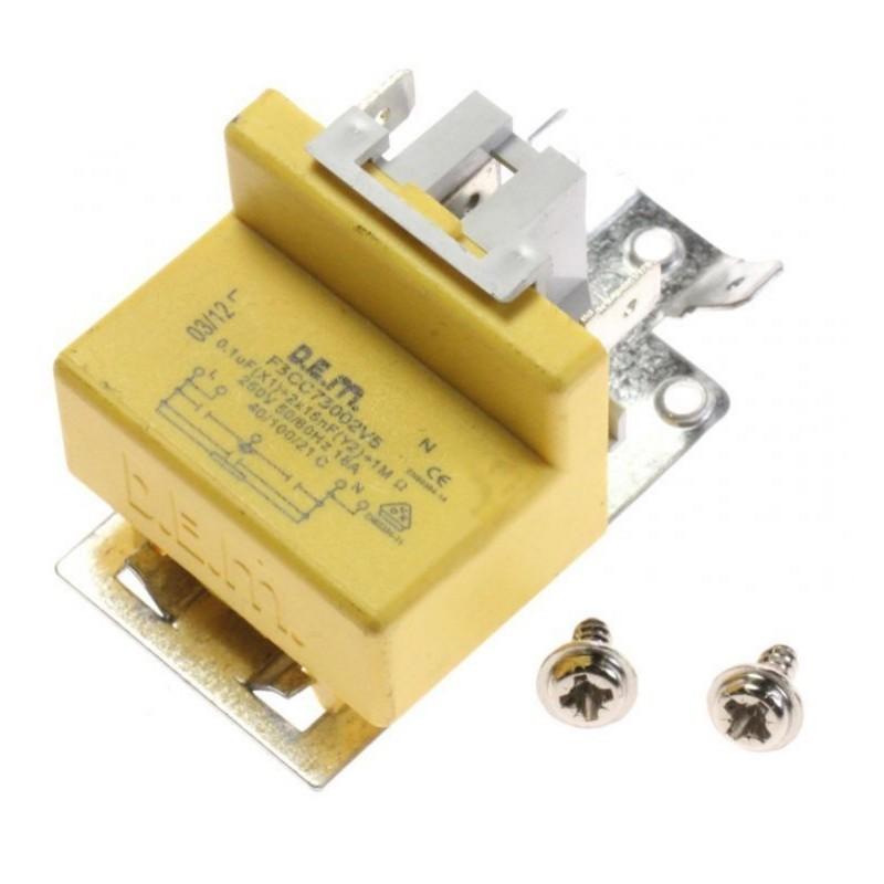 Filtro Antidisturbo Kit Asciugatrice INDESIT - C00271293