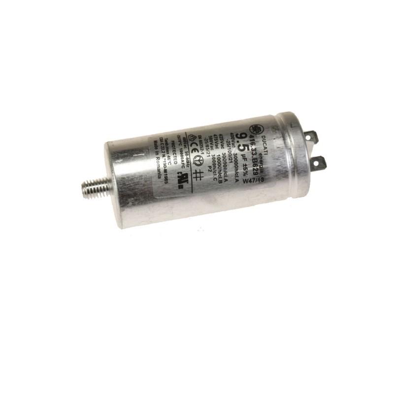 Condensatore 9,5Uf Asciugatrice INDESIT, HOTPOINT - ARISTON - C00275351