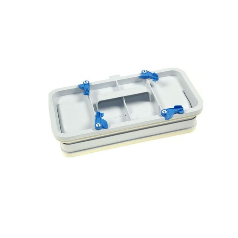 Assieme Filtro + Supporto Asciugatrice INDESIT, HOTPOINT - ARISTON - C00280393