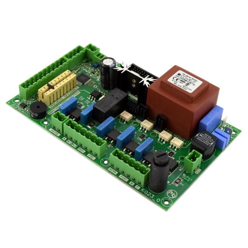 Scheda di potenza micronova pk023 a01 stufe a pellet clam 14710028 - Potenza stufe a pellet ...