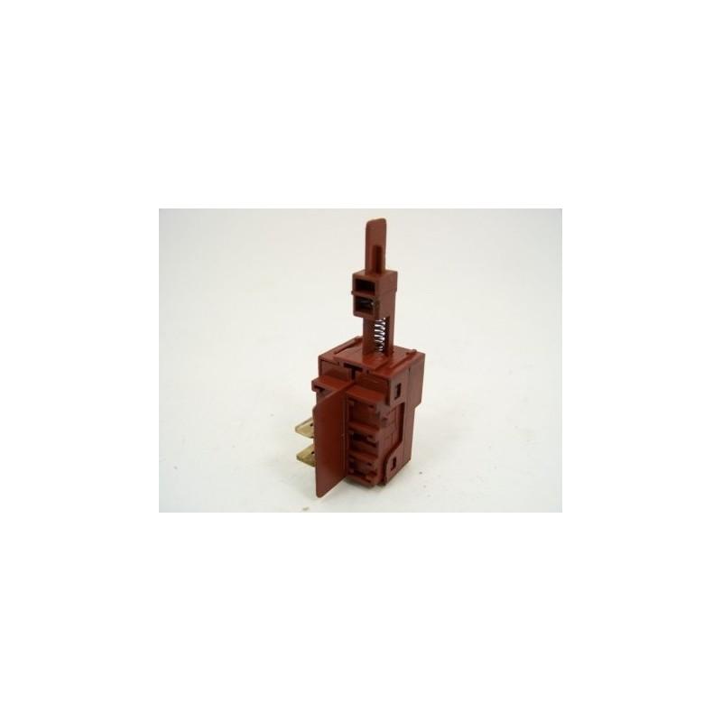 Pulsantiera Deviatore Unipolare Lavatrici CANDY, ZEROWATT - 92742147
