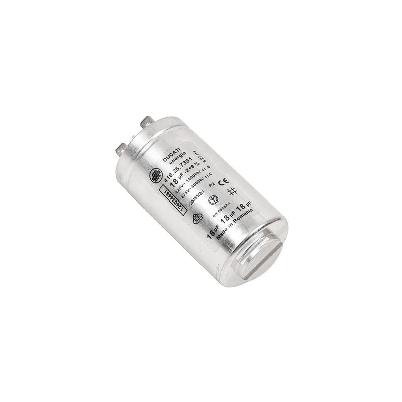 Condensatore 18 Uf Lavatrici REX ELECTROLUX - 1240344612