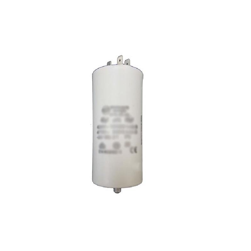 Condensatore 8 Uf 450Vac Lavatrici BOSCH - 12AG016