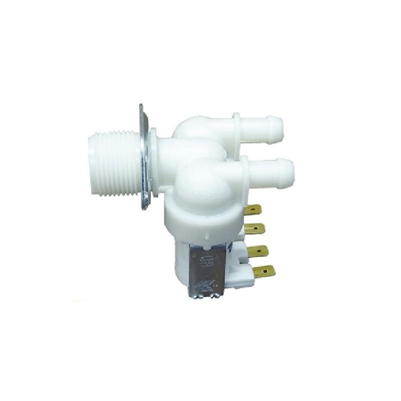 Elettrovalvola Due Uscite A 180° Lavatrici BEKO, LG, IT WASH - 62AB012