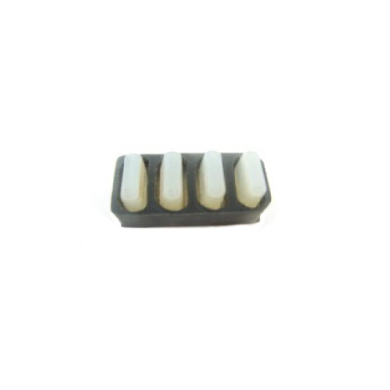 Tasti Siliconati Reg. Funzioni Incasso Lavatrici HOTPOINT - ARISTON - C00109855