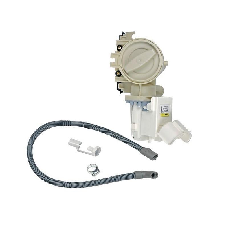 Elettropompa Di Scarico Lavatrici WHIRLPOOL - 484000001051