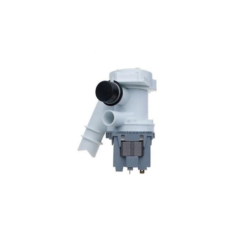 Elettropompa di scarico V 220 - 240 Lavatrici CANDY, HOOVER, ZEROWATT - 49002228