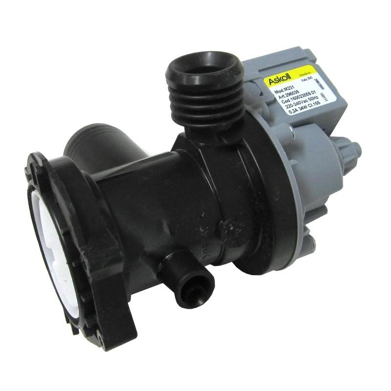 Elettropompa di scarico 220-240V./50Hz C00264955 Lavatrici INDESIT - C00264955